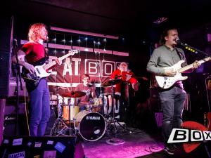 Jamie Martin Band