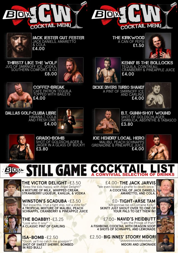 ICW COCKTAIL NEW