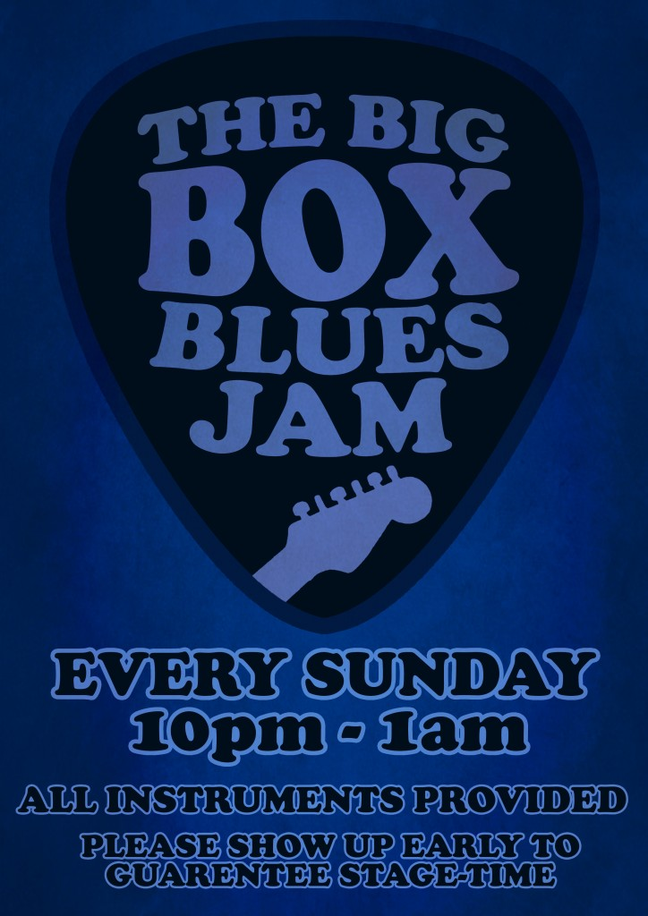 blues jam new
