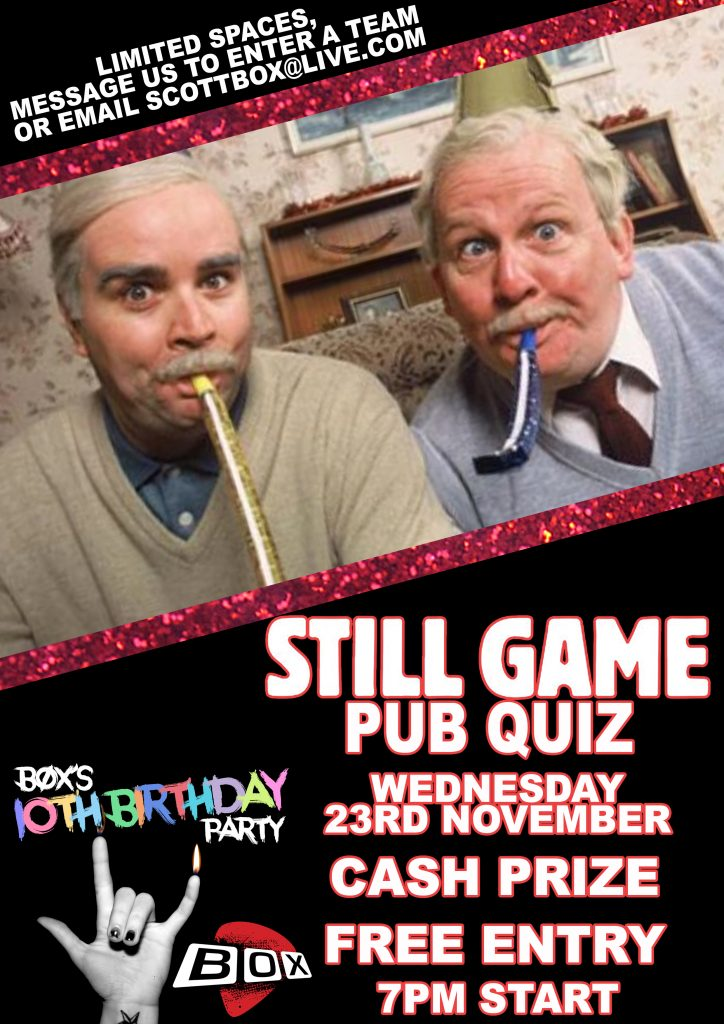still-game-birthday-quiz