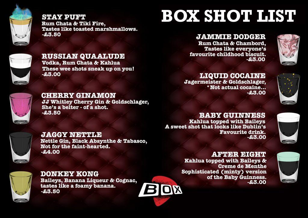 BOX SHOTS INSIDE A5